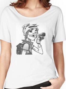 Gorillaz 2D Women's Relaxed Fit T-Shirt