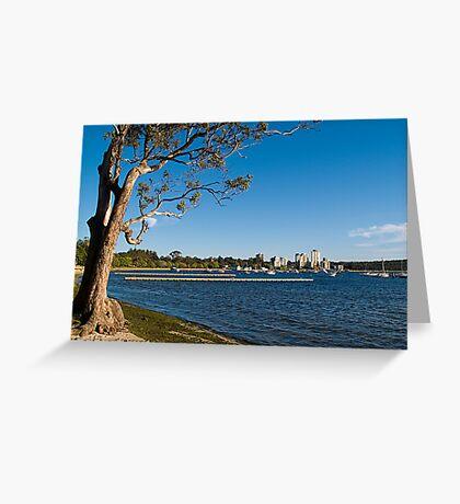 Crawley Bay, Perth Western Australia Greeting Card