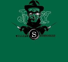 Junky Revisited. William S. Burroughs Womens Fitted T-Shirt
