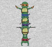 Ninja Turtle Kids Tee