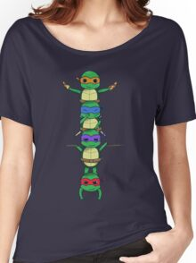 Ninja Turtle Women's Relaxed Fit T-Shirt