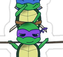 Ninja Turtle Sticker