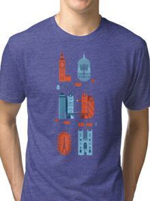London Tri-blend T-Shirt