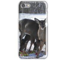 Winter Feast iPhone Case/Skin