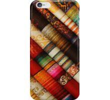 Patterned Blankets iPhone Case/Skin