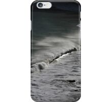 18 Year Low Tide nr Newquay & Trefalen,Stackpole,Pembrokeshire iPhone Case/Skin