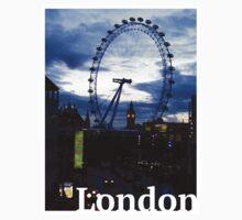 I still love you London! Kids Tee