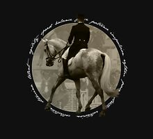 the working horse Womens Fitted T-Shirt