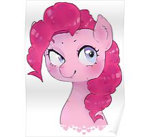 Sweetheart Pinkie Pie Poster