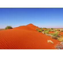 Dune Blow Photographic Print