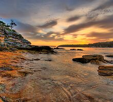 Ripples - Balmoral Beach - The HDR Experience by Philip Johnson