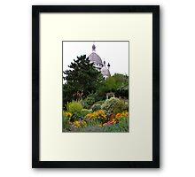 Sacre-coeur, Montmartre, Paris Framed Print
