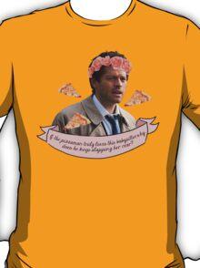 Castiel Pizzaman T-Shirt
