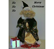 Christmas Card Photographic Print