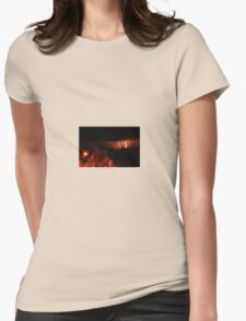 Alberta Lightning VI Womens Fitted T-Shirt