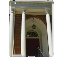 A Small Town Library iPad Case/Skin