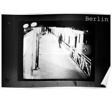 Berlin Streets 004 Poster