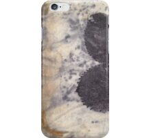 Rose Eco-print iPhone Case/Skin