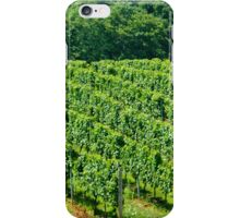 Row After Row - Glass House Winery Vineyard   ^ iPhone Case/Skin