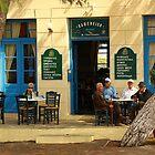 Traditional coffee house   by mkokonoglou