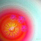 Red Hot Daisy by sarnia2