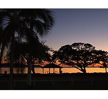 A Townsville Sunset Photographic Print