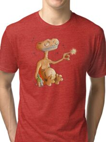I'll Be Right Here Tri-blend T-Shirt