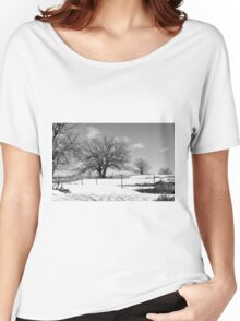 Snow Blind Women's Relaxed Fit T-Shirt