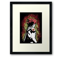 Power Of Emotion Framed Print