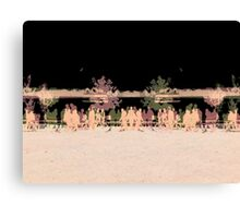 People Place Canvas Print