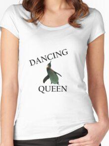Dancing Queen      TEE Women's Fitted Scoop T-Shirt
