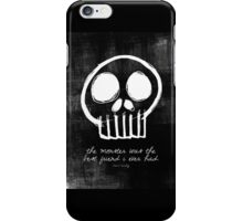 Boris Karloff iPhone Case/Skin