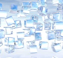 Ice Cubes by Jo Newman