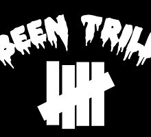 Been Trill V2 (White) by LouisCera