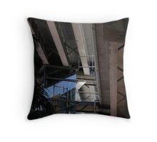Urban Landscape 02 Throw Pillow