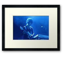 Mystical Omar Framed Print