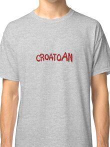 Supernatural- Croatona Classic T-Shirt