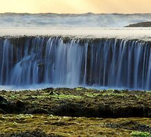 Pano Ocean Spillway by KeepsakesPhotography Michael Rowley
