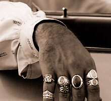 Rings by Hena Tayeb