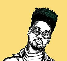 Danny Brown by Joona Puisto