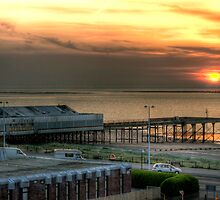 Fleetwood Pier by Craig S. Sparks