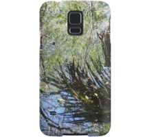 Swamp Reflections Samsung Galaxy Case/Skin