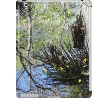 Swamp Reflections iPad Case/Skin