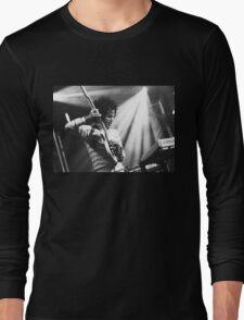 Omar Rodriguez Lopez / Mars Volta Long Sleeve T-Shirt
