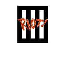 Paramore - Riot! Three Bars by Quinn Baker