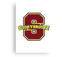 Once Upon a Time - Storybrooke Canvas Print