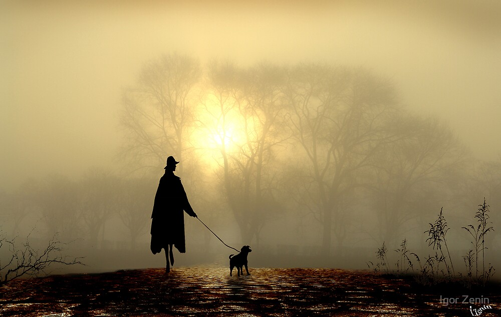 Morning Mist by Igor Zenin