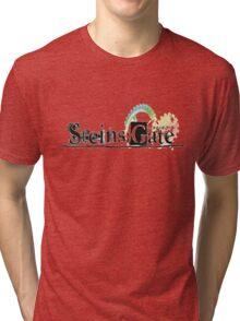 Steins;Gate  シュタインズ・ゲート Tri-blend T-Shirt