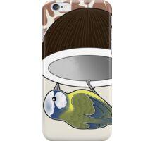 Blue Tit iPhone Case/Skin