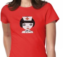 Nurse Womens Fitted T-Shirt